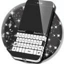 键盘黑与白