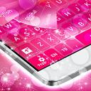 粉红色的键盘为Android