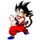 Pixel Art DBZ by Number