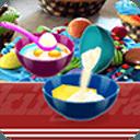 游戏女孩松饼烹饪游戏
