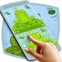 青蛙键盘主题