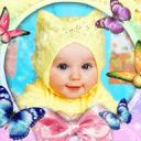 宝宝相框可愛圖片