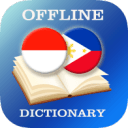 Indonesian-Filipino Dictionary