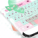 可爱的键盘蛋糕