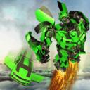 未来飞车转变机器人大战