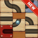 Ball Puzzle: Classic Slide Puzzle Wood Free Games