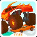 Monster Truck Go for kids Free
