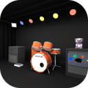 逃脱游戏 - 小型演奏厅