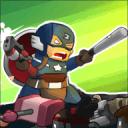 船长复仇者 - 僵尸世界