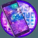 七彩银河键盘主题
