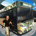 印度陆军越野巴士司机:驾驶模拟器