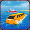 水上冲浪沙滩豪华轿车驾驶模拟器