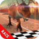 恐龙赛车虚拟宠物:Tyrannosaurus
