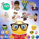 Emoji Stickers for Messengers