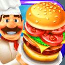 Cooking Master: Burger Dash