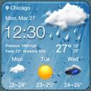 即時氣象和天氣預測app 即時氣象、一週天氣