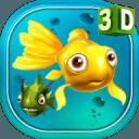 Aquarium Fish 3D Wallpaper