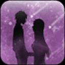 紫夜星空动态壁纸