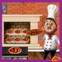 比萨饼工厂交货:食品烘焙烹饪游戏