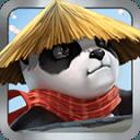 熊猫跳跃四季