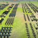 第二次世界大战:NAZI和苏联战斗RTS游戏