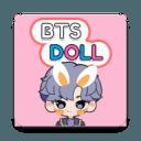 BTS Oppa Doll 防彈少年團捏臉
