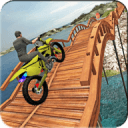 Stunts on Bike - Moto Game