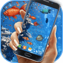 Ocean Fish HD Live Wallpaper