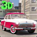 Russian cars driving simulator