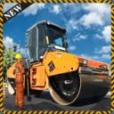 真正的道路建设18 - 重型挖掘机模拟器
