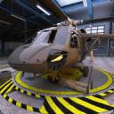 美国陆军直升机机械师