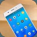 Theme for Oppo F1s selfie Neo7