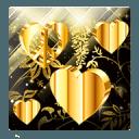 Golden Shine Live Wallpaper