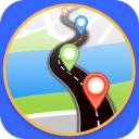GPS Route Finder 2- Map Navigation