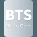 防弹少年团(BTS)明信片 - 明星鎖屏