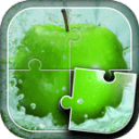 Fruits Game: Jigsaw Puzzle
