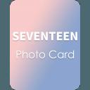 明信片 for SEVENTEEN - 明星鎖屏