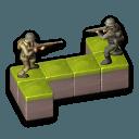 滚动射击-世界大战之谜
