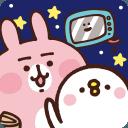 卡娜赫拉的小动物 P助&粉紅兔兔 加油吧!火箭! 台服版