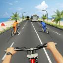 自行车四强特技赛车3D