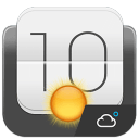 HTC Sense Flip Clock & Weather
