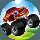 Monster Trucks Game for Kids 2