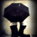 GO桌面主题-雨中**