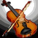 发挥真正的小提琴