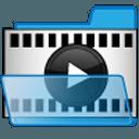 文件夹中的视频播放器