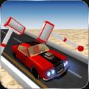 拆除汽车特技3D:极限街头赛车:鲁莽疯狂车:超级崩溃:肌肉车:真正的跑车:德比拆除