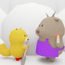 【个人集】画风简易可爱的益智游戏