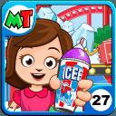 我的小镇:冰雪游乐园