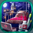 隐藏的物体闹鬼的医院 – 恐怖游戏 - 闹鬼精神病院