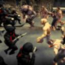 战斗模拟器:与僵尸战斗